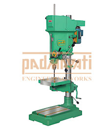 25/300 PPD Heavy Duty Pillar Drilling Machine