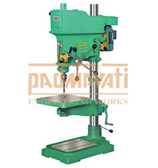 25/378 PPD Heavy Duty Pillar Drilling Machine