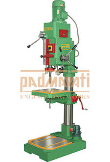 32 PPDA All Geared Pillar Drilling Machine