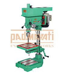 13 KSR New Bench & Pillar type Drilling Machinee
