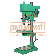 25 PPD Heavy Duty Pillar Drilling Machine