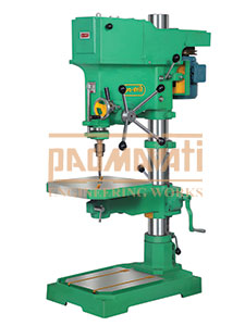 38/378 PPD Heavy Duty Pillar Drilling Machine