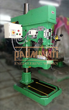 Drilling Cum Tapping Machine